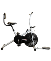 AIR BIKE BGA 1001(WITH BACK SUPPORT & TWISTER)