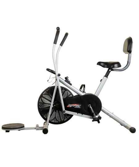 AIR BIKE BG 2001 (WITH BACK SUPPORT AND TWISTER)