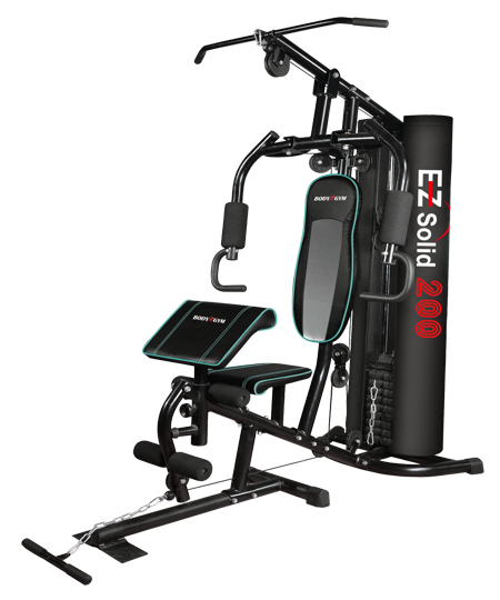 HOME GYM EZ SOLID 200