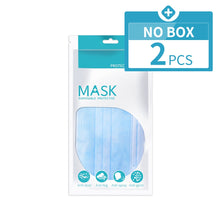 Load image into Gallery viewer, Mouth Masks Anti Dust Face Mask Disposable Mask Filter 3-laye Anti-Dust Meltblown Cloth Masks Earloops Masks DMMASK
