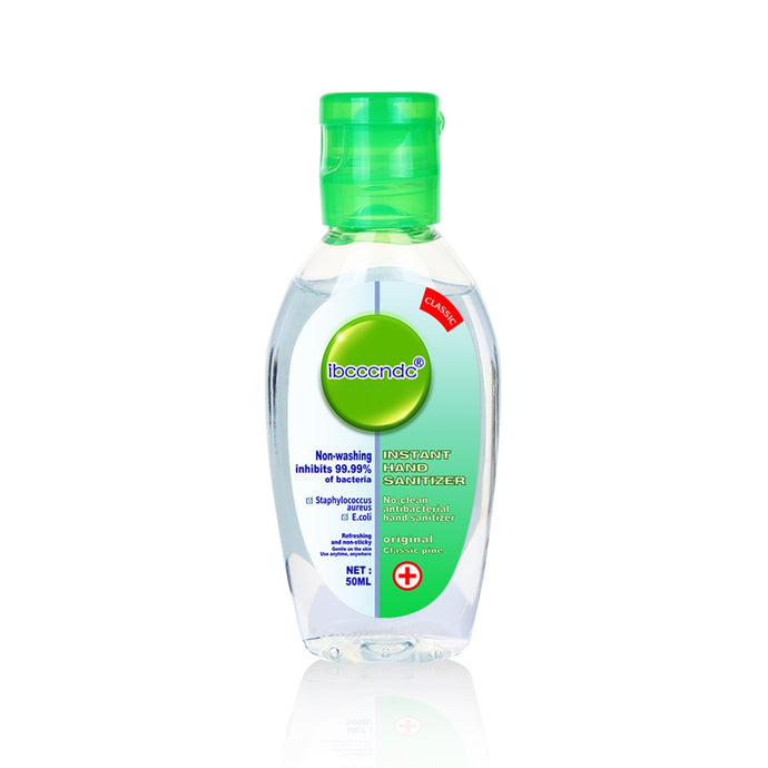 Travel Hand Sanitiser Gel - 50ml