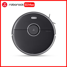 Load image into Gallery viewer, Roborock S5 Max Xiaomi Robot Vacuum Cleaner for Home Smart Sweeping Robotic Cleaning Mope Upgrade of Roborock S50 S55 Mi Robot