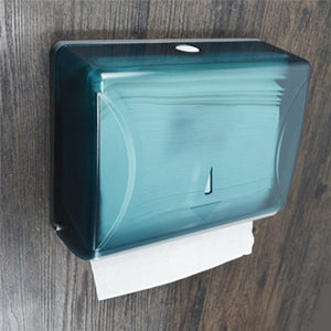 Storage Large Capacity Waterproof Anti Dust Office Space Saving Wall Mounted Holder Paper Dispenser Hand Towel Home Bathroom