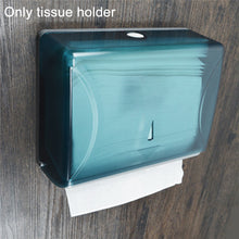 Load image into Gallery viewer, Storage Large Capacity Waterproof Anti Dust Office Space Saving Wall Mounted Holder Paper Dispenser Hand Towel Home Bathroom