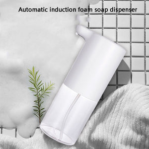 Infrared Induction Foam Soap Dispenser Kitchen Automatic Hand Washing Liquid Soap Dispenser IPX4 Bathroom Foam Soap Dispenser