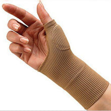 Load image into Gallery viewer, New 1 Pair Beige Color Arthritis Gloves Medical Wrist Thumbs Hands Splint Support Brace Stabiliser Arthritis Sports Equipment