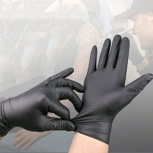 20 pcs/lot Disposable Latex Gloves Waterproof Prevent Allergy Medical Industrial Special Disposable Work Safety Gloves Hot Sale
