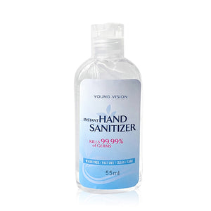 Portable Hand Sanitizer Gel Anti-Bacteria Moisturizing Liquid Disposable No Clean Waterless Travel Antibacterial Hand Sanitizer