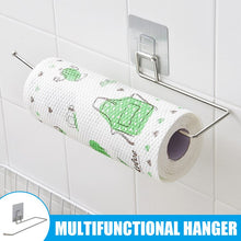 Load image into Gallery viewer, New Hot Toilet Roll Holder Stand Organizer Rack Cabinet Paper Towel Hanger Bathroom Accessories USJ99