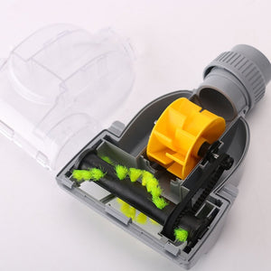 32mm Vacuum Cleaner Accessories Turbo Brush Vibration Brush Remove Mites Deep Clean Turbo Head Convenient Cleaning