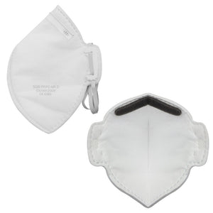 Disposable Anti-dust White Face Mask