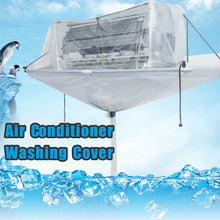 Load image into Gallery viewer, Open PVC Air Conditioner Wash Cleaning Cover Ceiling Wall Mounted Air Conditioning Cleaning Tools Cleaner Tool Covers