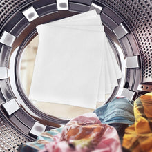 Load image into Gallery viewer, 24pcs Anti Dyed Cloth Washing Machine Use Dyeing Proof Color Absorption Sheet Cleaning Laundry Anti-Staining Film