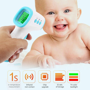 free shipping Hot!Thermometer Digital electronic Thermometer Multi-purpose Non-contact measure temperature gun