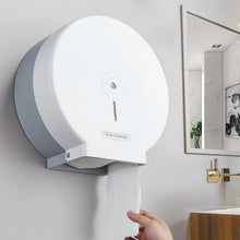 Load image into Gallery viewer, Toilet Paper Holder Creative Hand Roll Paper Towel Dispenser Wall Mount Bathroom Waterproof Tissue Box Cover Toilet Roll Holder