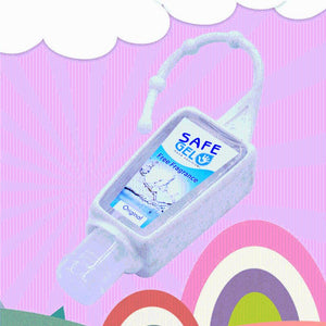 30ML Mini Hand Sanitizer Free Fragrance Disposable No Clean Travel Portable Clean Moisturizing Leakage-Proof Safe Gel