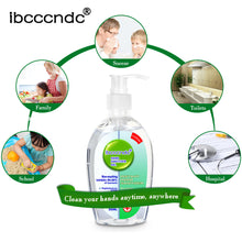 Load image into Gallery viewer, 200ml Anti Bacterial Disposable Hand Sanitizer Hand Disinfection Gel Quick-Dry Handgel 75% Ethanol for Kids Adults Home Bathroom
