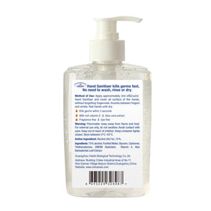 300ml Rinse-free Hand Sanitizer Gel Quick-drying Hands Disinfectant Gels Disposable Hand Soap