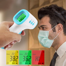 Load image into Gallery viewer, free shipping Hot!Thermometer Digital electronic Thermometer Multi-purpose Non-contact measure temperature gun