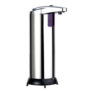Stainless Steel Sensor Touchless Automatic Liquid Soap / Hand Sanitizer Dispenser