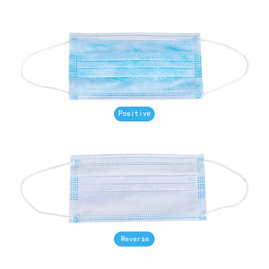 Fast Delivery Disposable Protective Mask 10/300pcs KN95 Mask 3 Layers Anti Bacterial Facial Cover FFP2 FFP3 Anti Dust Mask