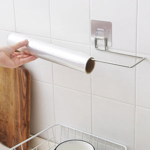 New Hot Toilet Roll Holder Stand Organizer Rack Cabinet Paper Towel Hanger Bathroom Accessories USJ99
