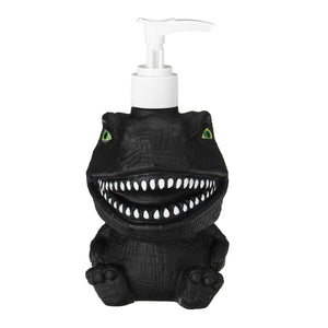 350ml Dinosaur Soap Dispenser Cosmetics Bottles Bathroom Hand Sanitizer Shampoo Body Wash Lotion Bottle Outdoor Travel Bottle