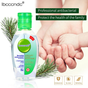 50ml IBCCCNDC Mini Hand Sanitizer