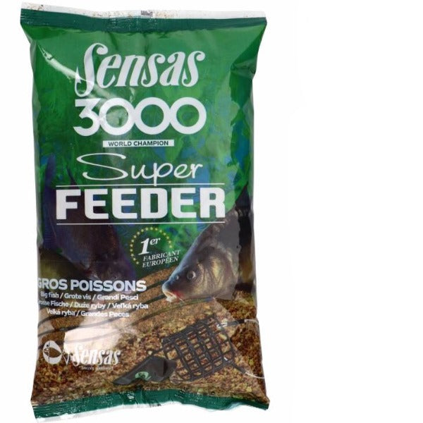 Engodo Sensas super Feeder Gross Poissons