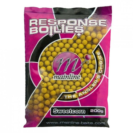 BOILIES MAINLINE 200GR 10mm SWEET CORN