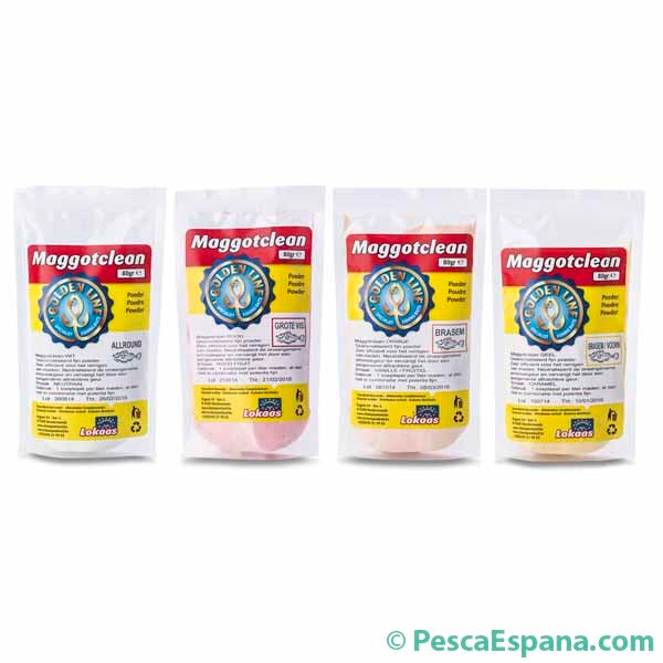 MAGGOT CLEAN ANTIALERGICO