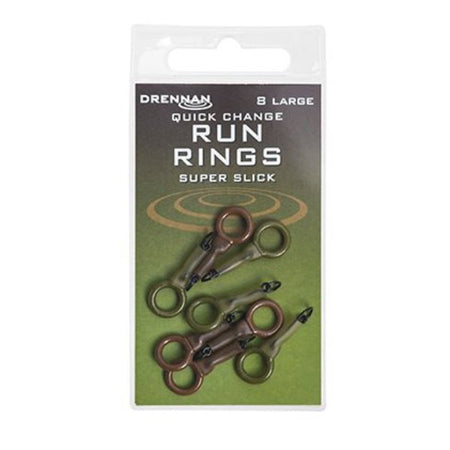 RUN RINGS FEEDER DRENNAN