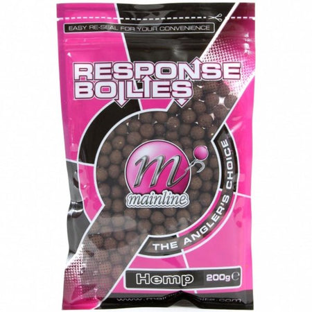 BOILIES MAINLINE 200GR 10mm HEMP