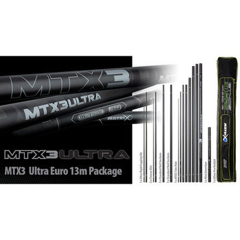 ENCHUFABLE MTX3 ULTRA 13M MATRIX EURO POLE PACKAGE