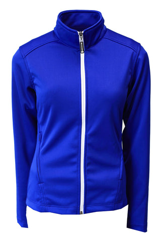 WOMENS SOFT SHELL LIGHT JACKET