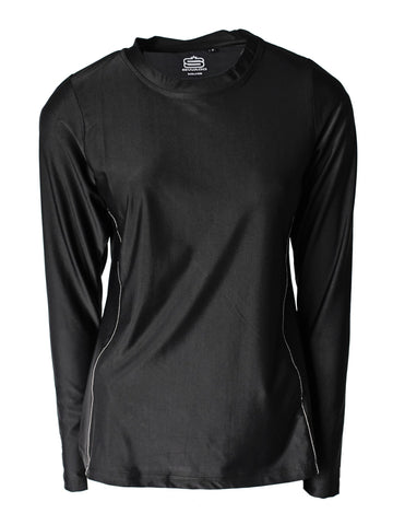LADIES POLY SPANDEX BASELAYER