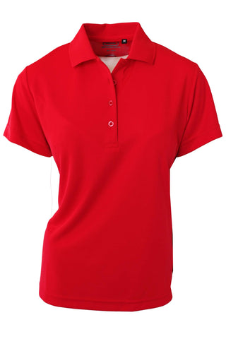 WOMANS BASIC PERFORMANCE GOLF SHIRT