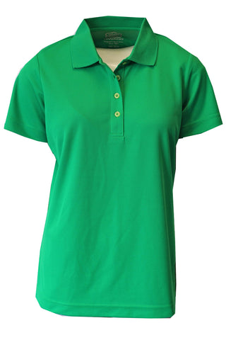 WOMENS BASIC GOLF SHIRT