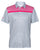 COLOUR BLOCK STRIPE DRY TECH PERFORMANCE GOLFER