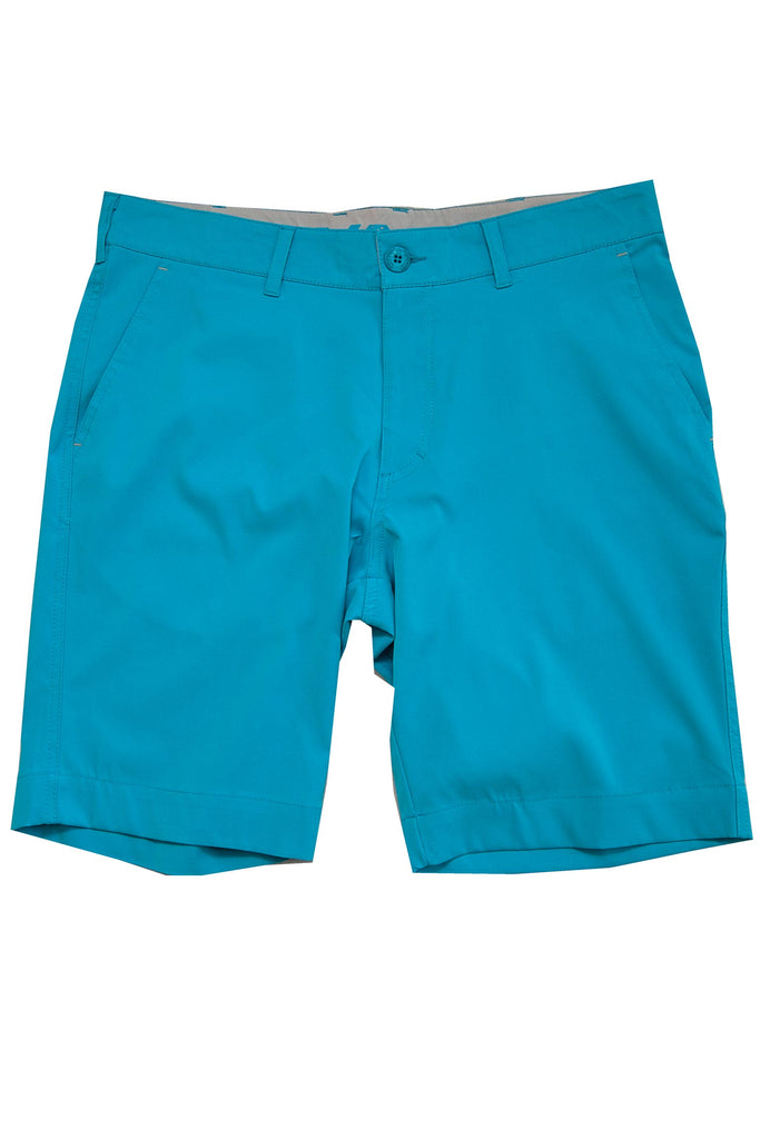 GENTS TECH SHORTS FEATURING LIGHTWEIGHT STRETCH FABRIC