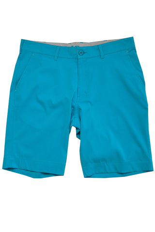 TECH SHORTS FEATURING LIGHTWEIGHT STRETCH FABRIC