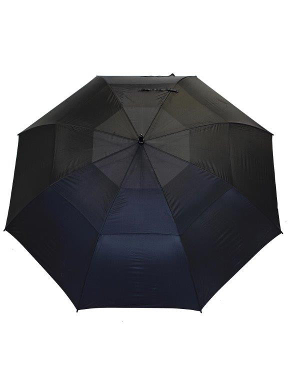 BLACK UNBRANDED UMBRELLA