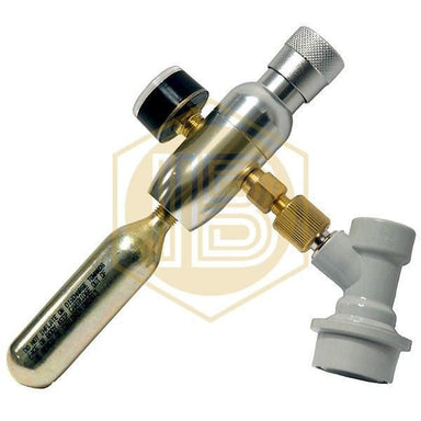 Pack cargador regulador de CO2 Corny Keg - Install Beer