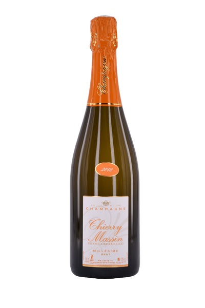 Thierry Massin - Millésime 2012 Brut