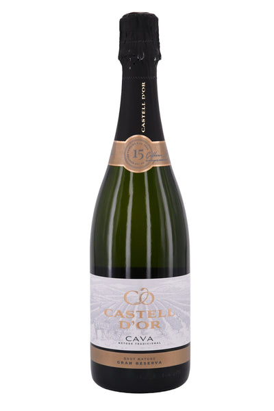 Castell d'Or - Grand Reserva Brut Nature