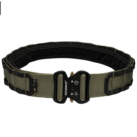 "2"" Deployment Rigger's Belt with Hook and Loop"
