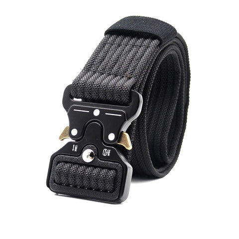 "1"" Webbed Cobra Belt"