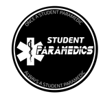 Always a Student Paramedic Sticker