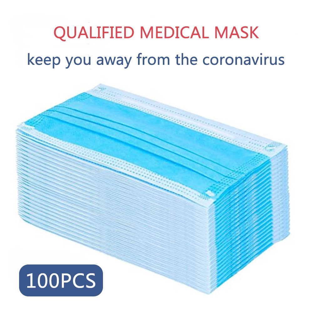disposable face mask surgical n95 respirator with valve anti virus