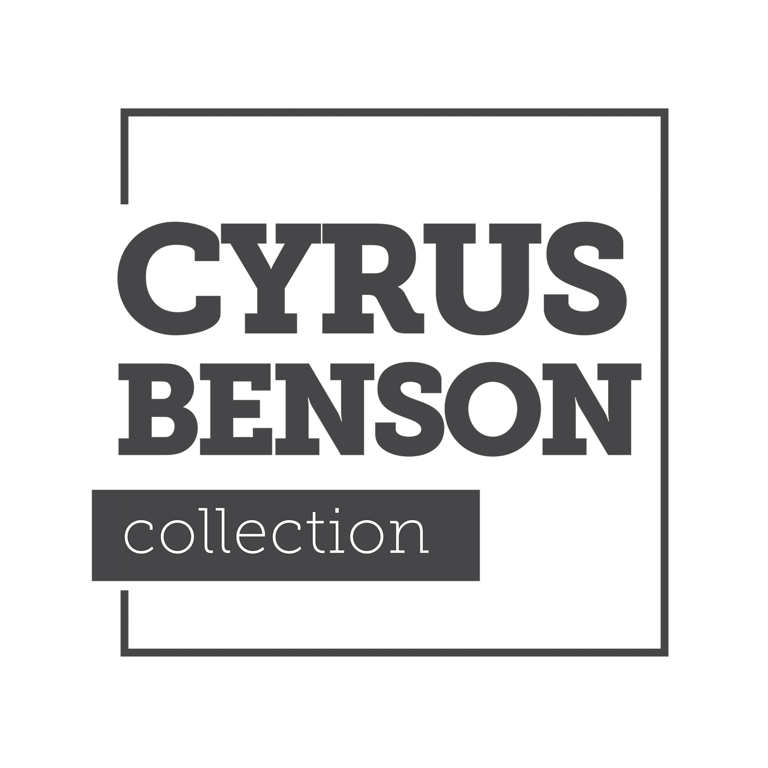 Cyrus Benson Collection